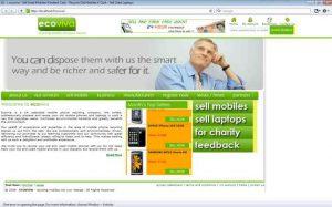 Phone Exchange Website