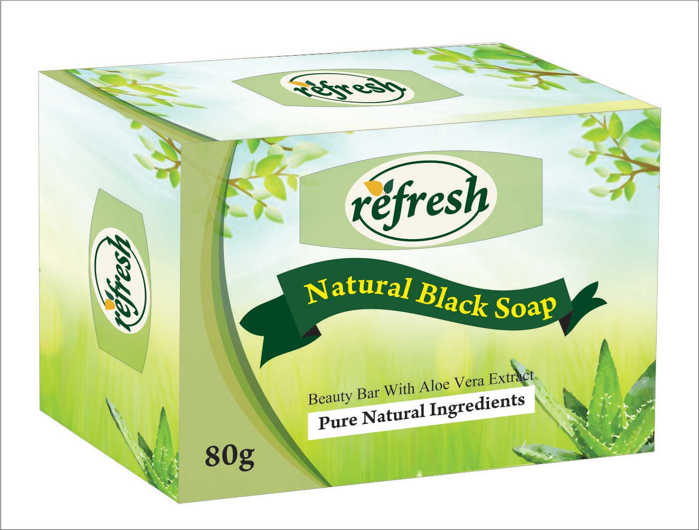 Soap Label Branding