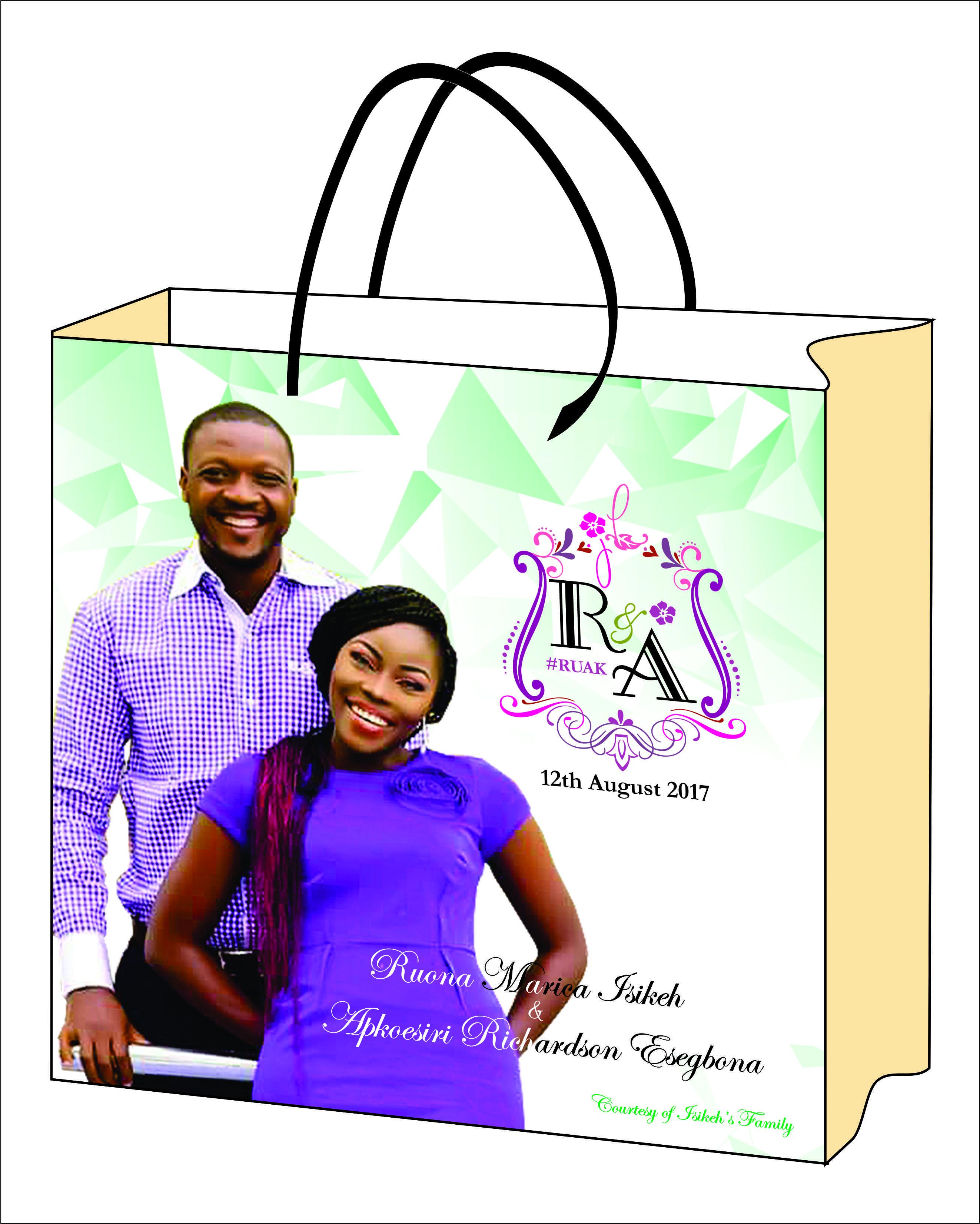 Paper Bag Branding