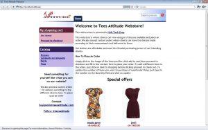 Female E-commerce Website